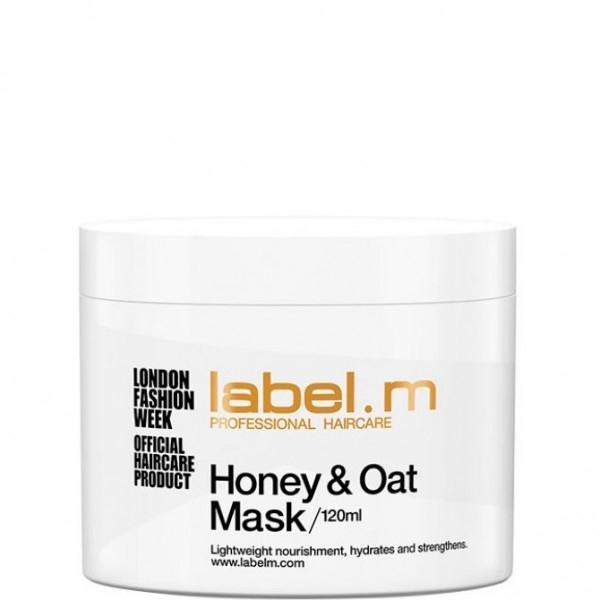 L Маска Condition Honey & Oat Mask Мёд и Овёс, 120 мл