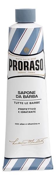 Proraso Крем для Бритья Защитный, 150 мл proraso vintage selection gino набор для бритья подарочный 350 мл