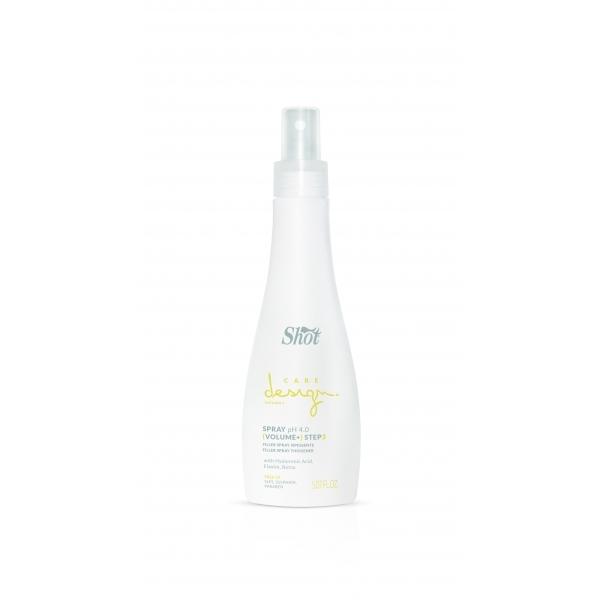 SHOT Спрей для Придания Объема Волосам, 150 мл shot восстанавливающий спрей с кератином 150 мл продукт со специфичным запахом