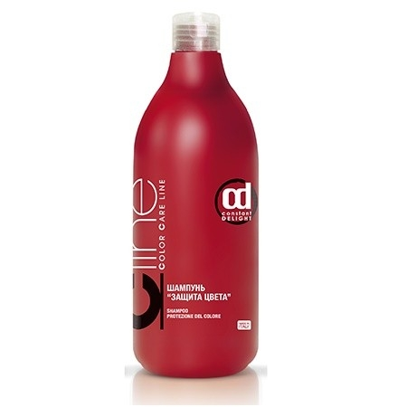 Constant Delight Шампунь Color Care Line Shampoo Защита Цвета, 1000 мл