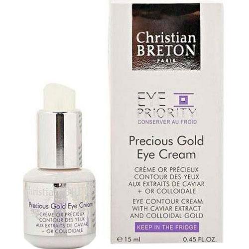 Christian Breton Paris Сыворотка Eye Priority для Век Золотая Драгоценность, 15 мл