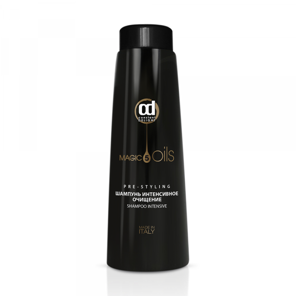 Constant Delight Шампунь 5 Magic Oils Shampoo Pre-Styling Глубокой Очистки, 1000 мл