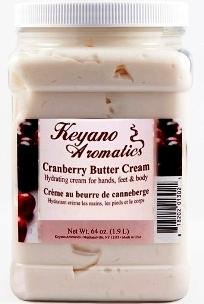 Keyano Aromatics Крем Клюквенный, 1900 мл