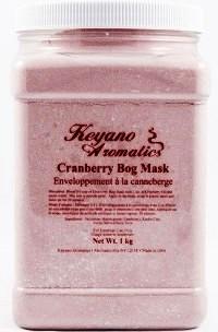 Keyano Aromatics Маска для Тела Клюквенная, 1900 мл skinfood freshmade маска смываемая клюквенная freshmade маска смываемая клюквенная
