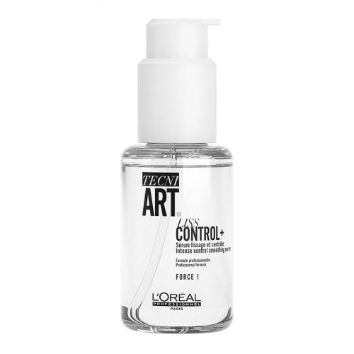 L'Oreal Professionnel Сыворотка Tecni.Art Liss Control Plus для Контроля Гладкости Лисс Контрол Плюс Фиксация 1, 50 мл цена и фото