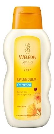 молочко для купания с календулой weleda 200 мл WELEDA Молочко для Тела с Календулой, 200 мл