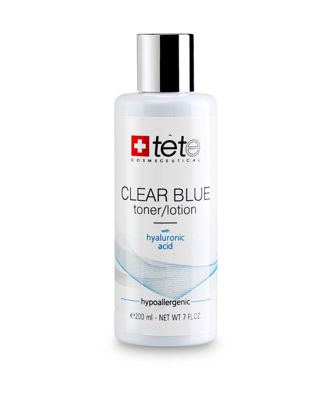 TETe Cosmeceutical Тоник с гиалуроновой кислотой, 200 мл тоник с гиалуроновой кислотой tonico acido jaluronico свит скин систем 250 мл