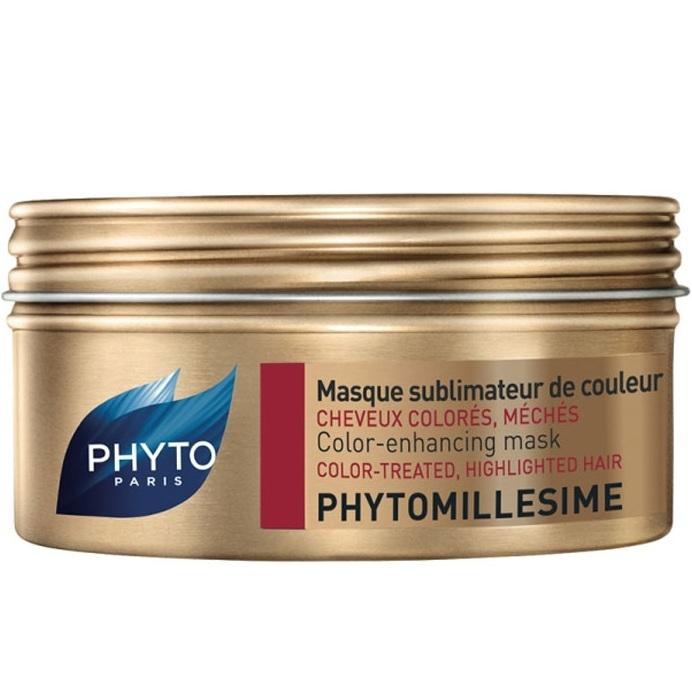 Phyto Маска для Красоты Окрашенных Волос Фитомиллезим, 200 мл витамины для волос phyto phytophanere