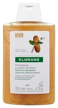 Klorane Питательный Шампнуь  с Маслом Финика Пустынного, 200 мл где купить шампунь klorane