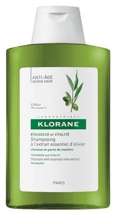 Klorane Шампунь с Экстрактом Оливы, 200 мл klorane шампунь с экстрактом хинина укрепляющий 200 мл