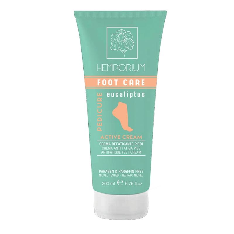 KAYPRO Крем Foot Care Active Cream для Ног Против Усталости с Эвкалиптом, 200 мл крем для ног foot care smooth