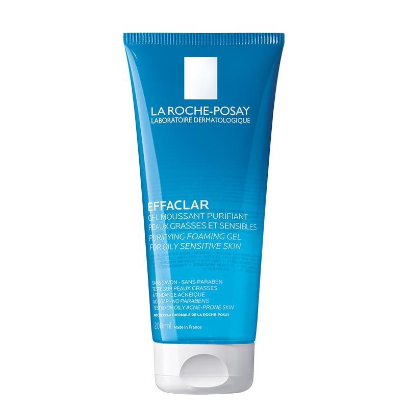 La Roche Posay Гель Effaclar Очищающий Эфаклар, 200 мл effaclar цена