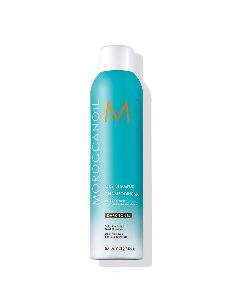 Moroccanoil Сухой шампунь для темных волос, 205 мл