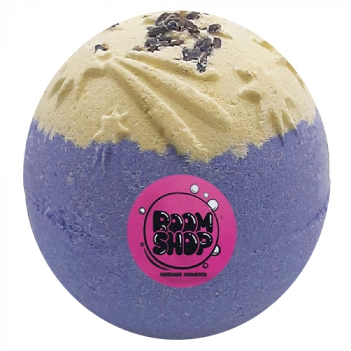 соль для ванны organic therapy бомбочка для ванны золотой янтарь BOOM SHOP cosmetics Бомбочка для Ванны Расслабься, 220г