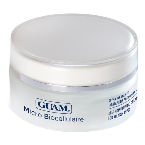 Фото - GUAM Крем 24H Micro Biocellulaire увлажняющий, 50 мл 50 50 сбалансированный увлажняющий и