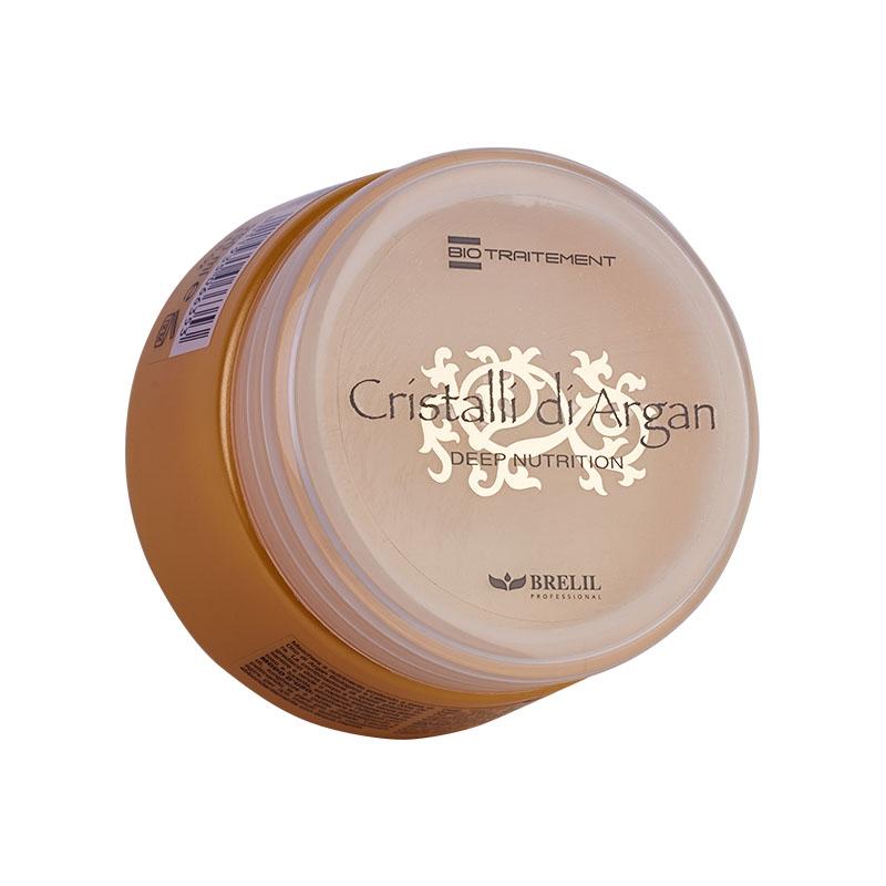 Brelil Professional Маска для глубокого восстановления, шелковистости и блеска волос с маслом Аргании и молочком Алоэ, 250 мл цены