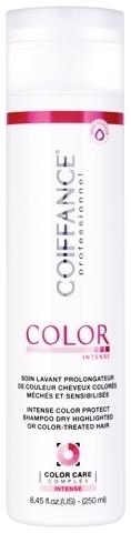 COIFFANCE professionnel Шампунь для Глубокой Защиты Цвета Окрашенных Волос (без Сульфатов), 250 мл