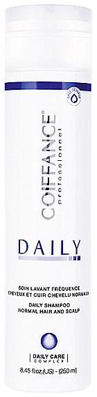COIFFANCE professionnel Шампунь Ежедневного Применения для Нормальных Волос (без Сульфатов), 250 мл безопасные шампуни для волос без сульфатов