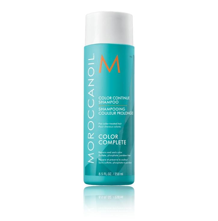 Moroccanoil Шампунь Color Continue Shampoo для Сохранения Цвета, 250 мл moroccanoil color continue shampoo шампунь для сохранения цвета 250 мл