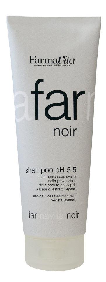 Farmavita Шампунь Noir Shampoo Против Выпадения, 250 мл
