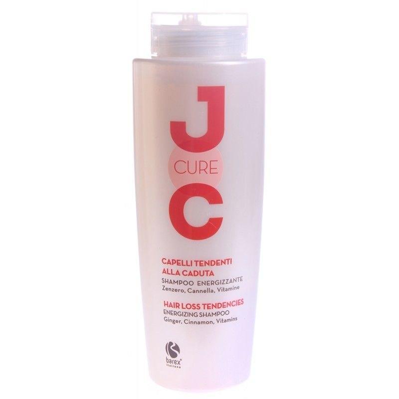 Barex Шампунь Joc Cure Energizing Shampoo Против Выпадения Волос с Имбирем, Корицей и Витаминами, 250 мл