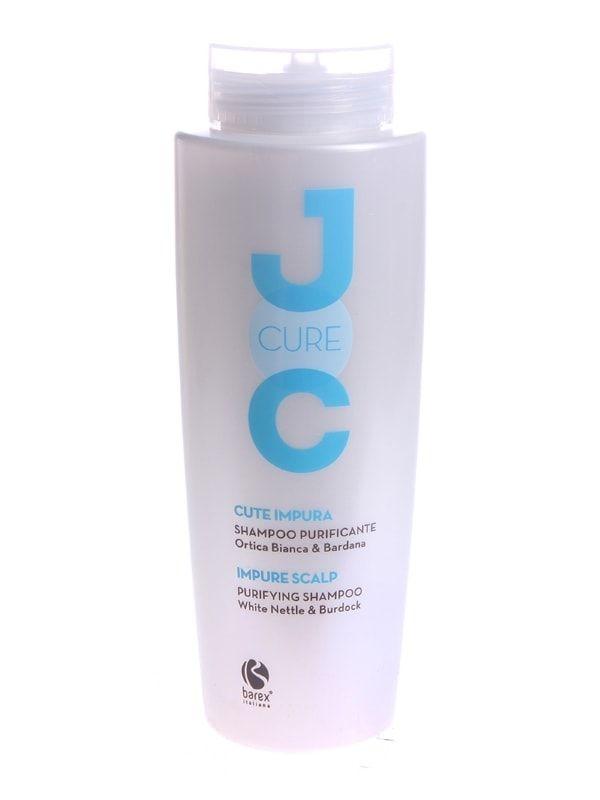 Barex Шампунь JOC Cure Очищающий с Экстрактом Белой Крапивы, 250 мл