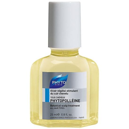 Phyto Эликсир Фитополлеин, 25 мл витамины для волос phyto phytophanere