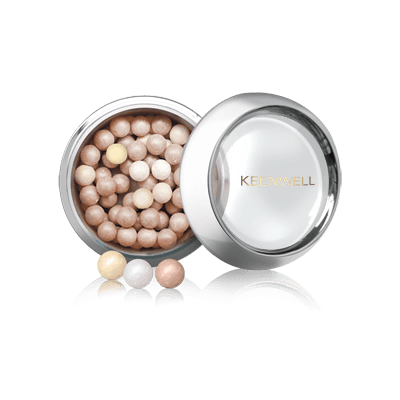 Keenwell декоративная косметика Метеориты № 2 - Тональные Компактные Сферы, 42г