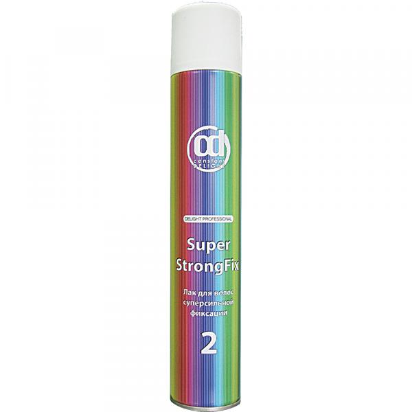 Constant Delight Лак Super Strong Fix для Волос Суперсильной Фиксации без Запаха №2, 400 мл