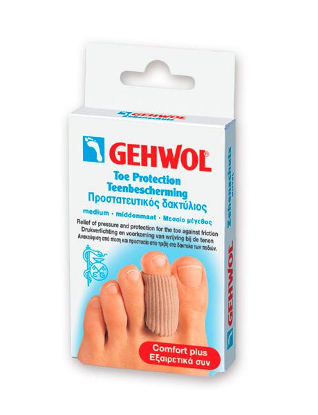 GEHWOL Защитное кольцо на палец, среднее, 2 шт кольцо на палец ноги вариант 2 вариант 2
