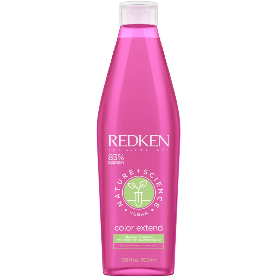REDKEN Шампунь Nature Science Color Extend Shampoo Нэйчерал Сайнс Колор Экстенд, 300 мл