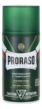 Proraso Пена для Бритья Освежающая, 300 мл