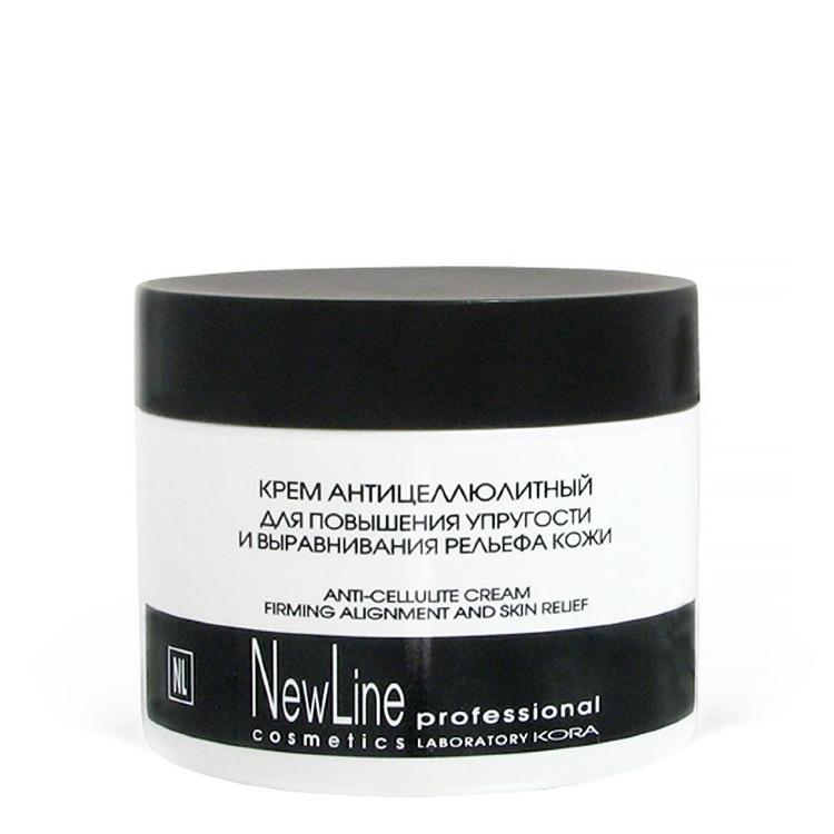 NEW LINE Крем Антицеллюлитный для Повышения Упругости, 300 мл крем лифтинг антицеллюлитный флоресан купить