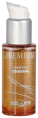 PREMIUM Сыворотка Professional Себобаланс, 30 мл сыворотка себобаланс премиум