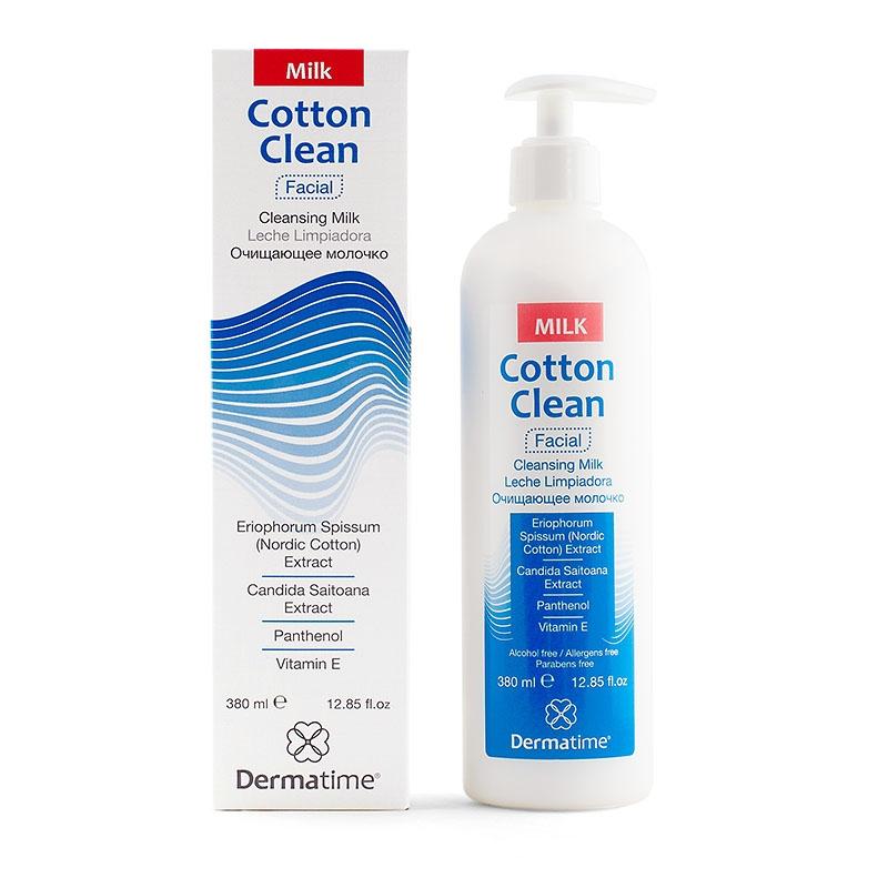 Dermatime Молочко Очищающее, 380 мл