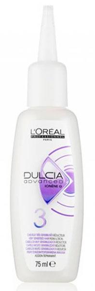 L'Oreal Professionnel Лосьон 3 Dulcia Advanced Сильно Чувствительные Волосы Дульсия Эдванст, 75 мл