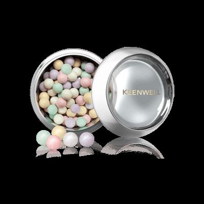 Keenwell декоративная косметика Метеориты № 4 - Тональные Компактные Сферы, 42г