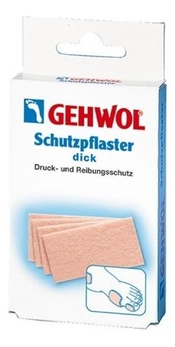 GEHWOL Защитный пластырь (толстый), 4 шт геволь купить