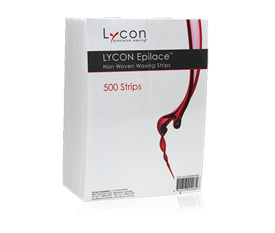 Lycon Бумажные Полоски для Эпиляции, 500 шт depilica нетканые полоски для эпиляции для тела non woven body strips 7х20 см 400 шт