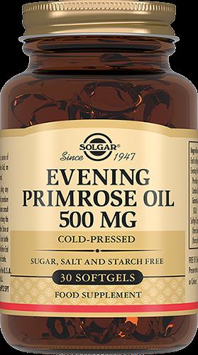 цена на Solgar Масло Evening Primrose Oil Примулы Вечерней Капсулы 500 мг №60