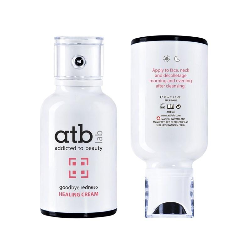 ATB Lab Крем Healing Cream Восстанавливающий, 50 мл atb lab сыворотка успокаивающая 30 мл