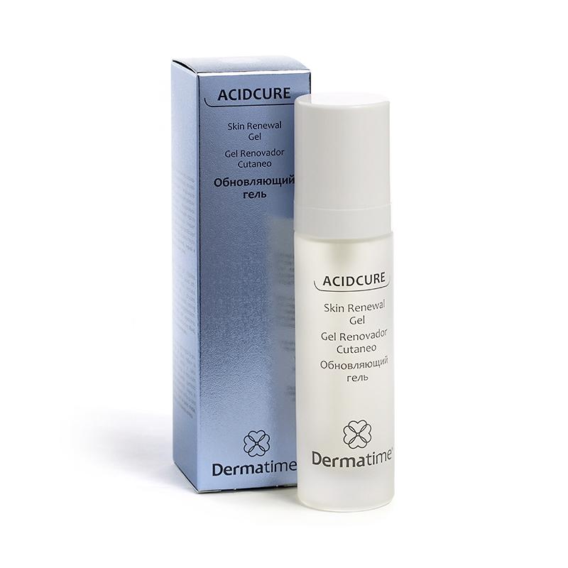 Dermatime Гель Обновляющий, 50 мл обновляющий энзимный гель mature skin