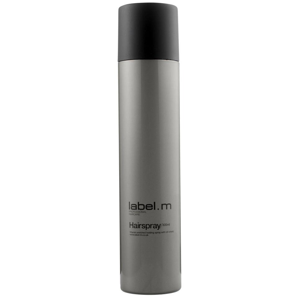 Label.m Лак Complete Hairspray для Волос, 600 мл все цены