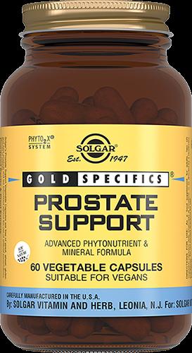 Solgar Простата Prostate Support Плюс Капсулы №60