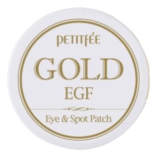 Petitfee Патчи для Области вокруг Глаз и для Точечного Использования с Золотом и EGF Gold & EGF Eye & Spot Patch, 60 шт + 30 шт, цена