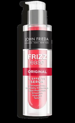 John Frieda Оригинальная Сыворотка 6 в 1 для Непослушных Волос Frizz Ease, 50 мл