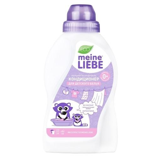 Фото - Meine Liebe Кондиционер для Детского Белья, 800 мл кондиционер для белья nihon softener premium rose 500 мл