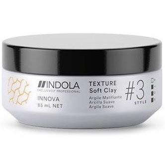 INDOLA PROFESSIONAL Глина Texture Soft Clay Текстурирующая для Волос, 85 мл