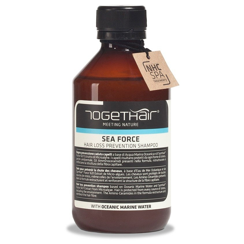 шампунь sea Togethair Шампунь от Выпадения Волос Sea Force Shampoo,250 мл