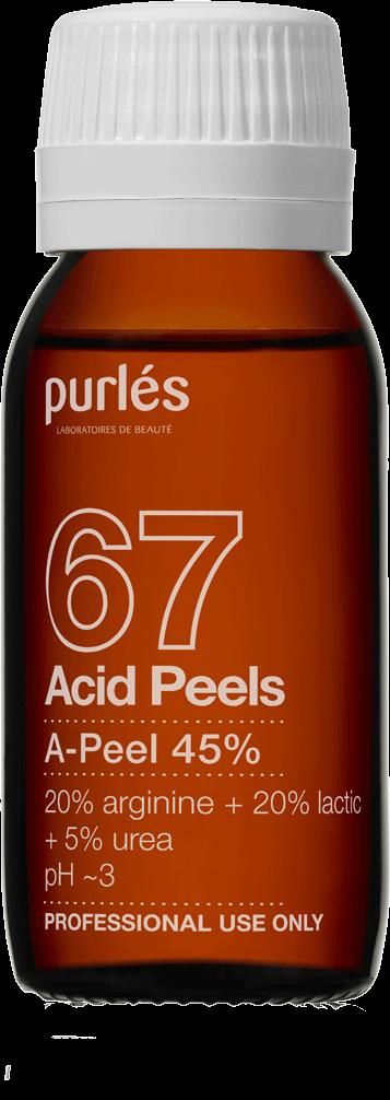 Purles Деликатный Пилинг для Периорбитальной Зоны A-Peel 45%, 50 мл